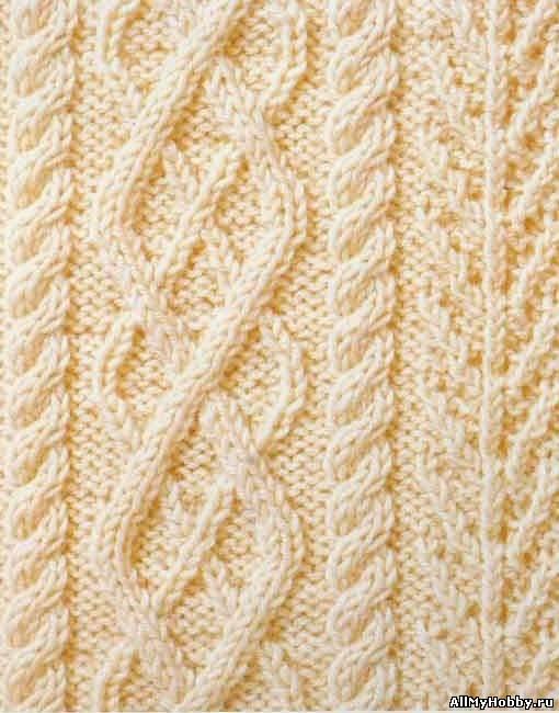 схема вязания тильды